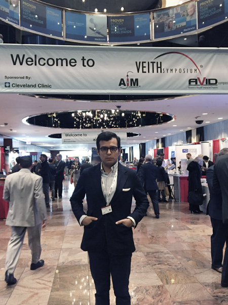 IML attends 44 veith symposium
