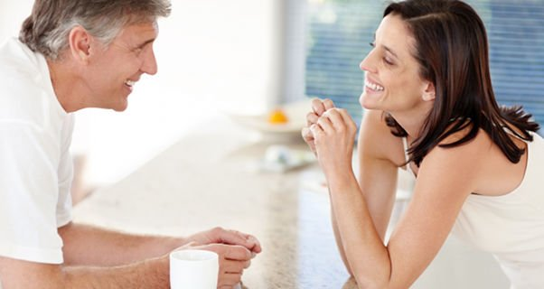 Changes during menopause can affect sexual relations