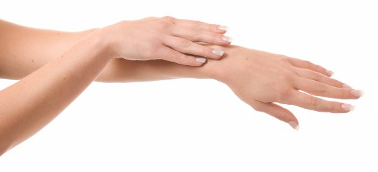 Hands Repair is a treatment for dry and cracked hands
