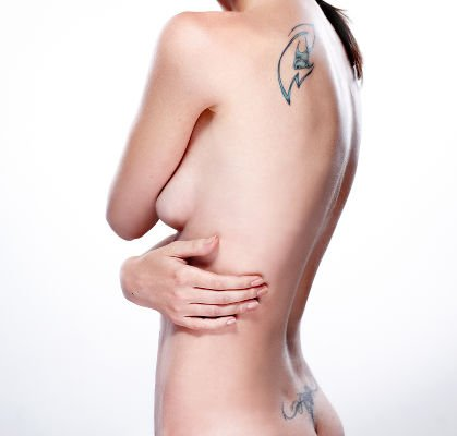 At IML we have all types of lasers for tattoo removal