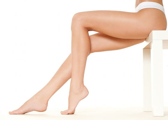 Laser lipolysis reduces localised fat deposits while tightening the skin