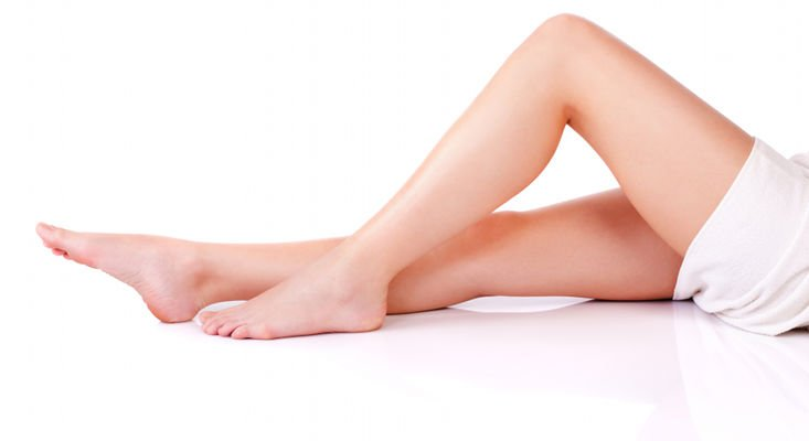 Lipotransfer offers natural results for the correction of leg volumes