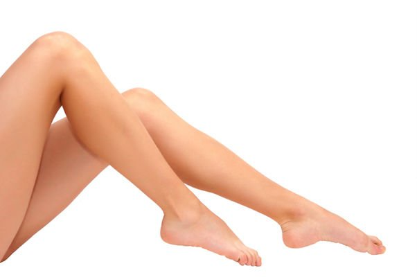 Spider veins are a female problem linked to the estrogen