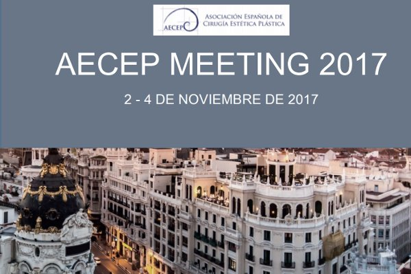 Spanish Association of Aesthetic Plastic Surgery 2017