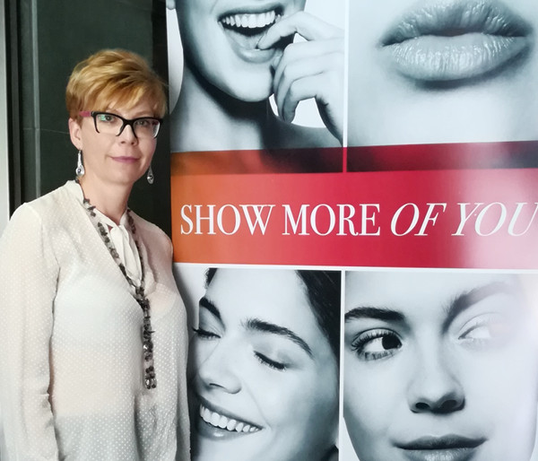 Dr. Babentsova attended the Masterclass by Merz