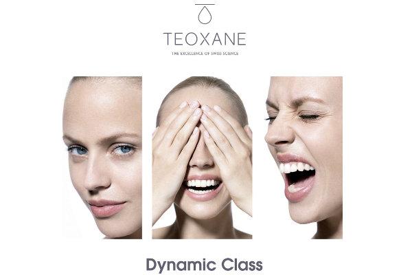 Dynamic class Teoxane